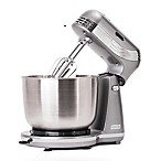 Dash™ Everyday 3 qt. Stand Mixer in Graphite
