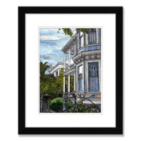 New Orleans II 18-Inch x 22-Inch Framed Wall Art