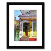New Orleans I 18-Inch x 22-Inch Framed Wall Art