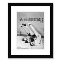 Vintage Ladies I 18-Inch x 22-Inch Framed Wall Art