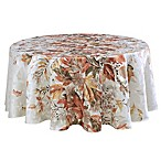 Autumn Bouquet 70-Inch Round Tablecloth