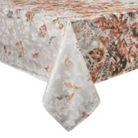Autumn Bouquet 60-Inch x 104-Inch Oblong Tablecloth