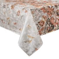 Autumn Bouquet 52-Inch Square Tablecloth