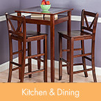 Shop Small Space - Kitchen & Dining
