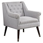 Donny Osmond Home™ Upholstered Chair in Light Grey