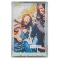 Iridescent Glitter Fashion Picture Frame