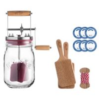 Kilner® Butter Churner 14-Piece Set