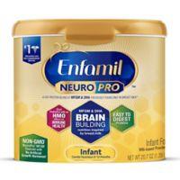Enfamil™ NeuroPro™ 20 oz. Powder Infant Formula Tub