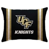 University of Central Florida Rectangular Microplush Standard Bed Pillow