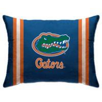 University Of Florida Rectangular Microplush Standard Bed Pillow