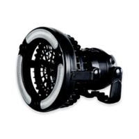 Stansport® Camping Lantern with Fan in Black