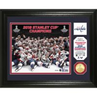 NHL Washington Capitals 2018 Stanley Cup Champions Celebration Photo Mint