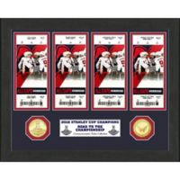 NHL Washington Capitals 2018 Stanley Cup Champions Ticket Collection