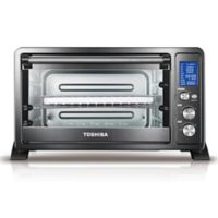 Toshiba® Stainless Steel 6-Slice Digital Convection Toaster Oven