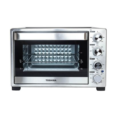 Toshiba® Stainless Steel Convection Toaster Oven