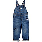 OshKosh B'gosh® Size 9-12M Medium Wash Denim Classic Overalls