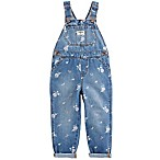 OshKosh B'gosh® Size 9-12M Classic Denim Overall in Cornflower Wash