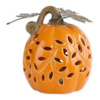 National Tree Company® 6-Inch Lighted Pumpkin Decoration