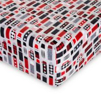 Glenna Jean Thermos Fitted Mini Crib Sheet