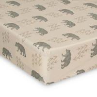 Glenna Jean Fairbanks Fitted Mini Crib Sheet