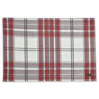UGG® Bristol Plaid Placemat