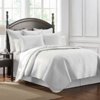 Waterford® Crystal King Quilt in Pearl