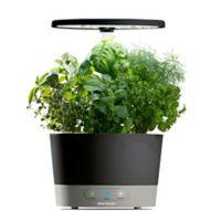 AeroGarden® Harvest 360 Garden System in Black
