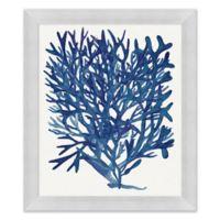 Blue Reef I 23.5-Inch x 27.5-Inch Framed Wall Art