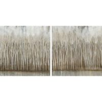 Marmont Hill Magical Mangrove 36-Inch x 18-Inch Canvas Diptych Wall Art