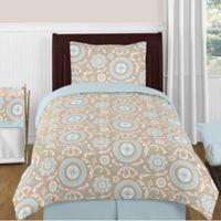 Sweet Jojo Designs Hayden 4-Piece Twin Comforter Set