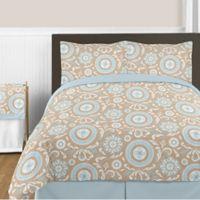 Sweet Jojo Designs Hayden 3-Piece Queen Comforter Set
