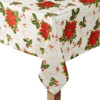 St Nick 60-Inch x 120-Inch Oblong Tablecloth