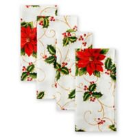 St Nick Napkins (Set of 4)