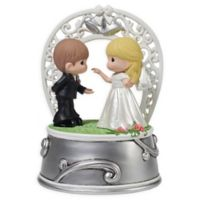 Precious Moments® First Dance as Mr. and Mrs. Musical Figurine