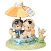 Precious Moments® Every Day with You is Paradise Figurine