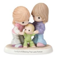 """Precious Moments® """"Family Is A Blessing That Lasts Forever"""" Figurine"""