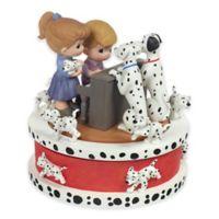 Precious Moments® Disney® 101 Dalmatians Rotating Musical Figurine