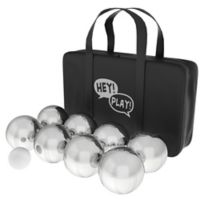 Hey! Play! Petanque Game Set