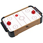 Hey! Play! Mini Tabletop Air Hockey Game