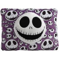 Pillow Pets® The Nightmare Before Christmas Jack Skellington Pillow Pet in Purple