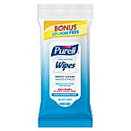 Purell® 20-Count Sanitzing Wipes in Clean Refreshing Scent