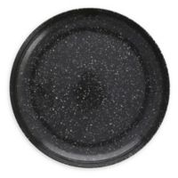 Camp 11-Inch Coupe Melamine Plates in Charcoal (Set of 6)