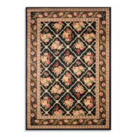 Safavieh Courtland Black 6-Foot 7-Inch x 6-Foot 7-Inch Rug