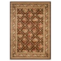Safavieh Courtland Brown 5-Foot 3-Inch Round Rug