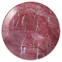 Palace Rosso 10.75-Inch Coupe Melamine Plates (Set of 6)
