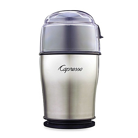 Capresso Cool Grind Pro Coffee And Spice Grinder