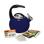 Chantal® Anniversary 2-Quart Tea Kettle in Cobalt Blue