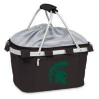 Picnic Time® Michigan State Collegiate Metro Basket