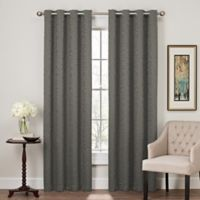 Profile 95-Inch Grommet Window Panel in Charcoal
