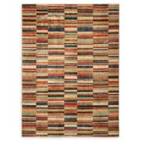 Mohawk Home Squared Up 6-Foot 6-Inch x 9-Foot Multicolor Area Rug